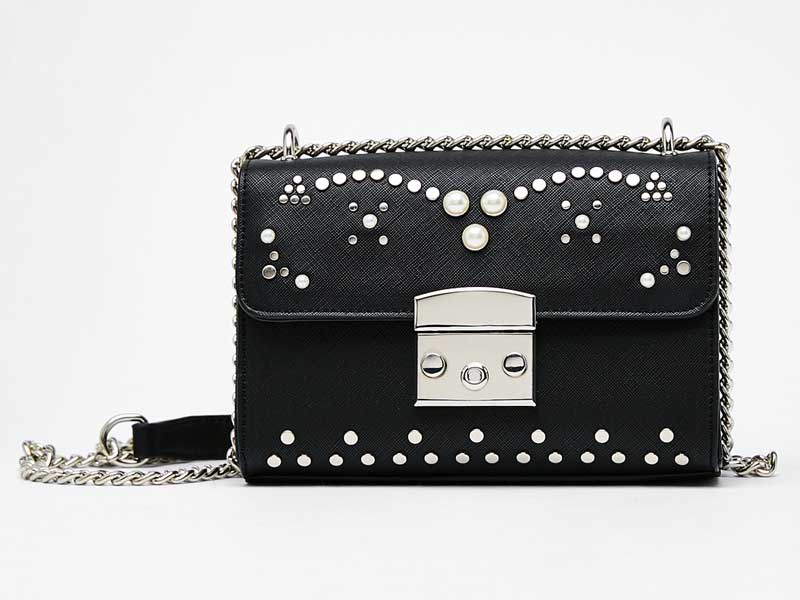 Embellished bag by Bershka available at City Centres