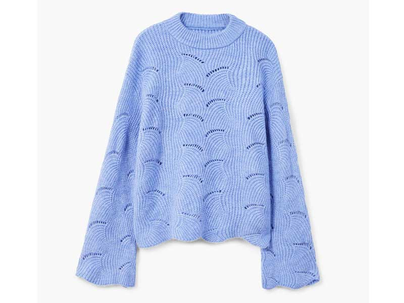 Knit jumper by Mango available at City Centres
