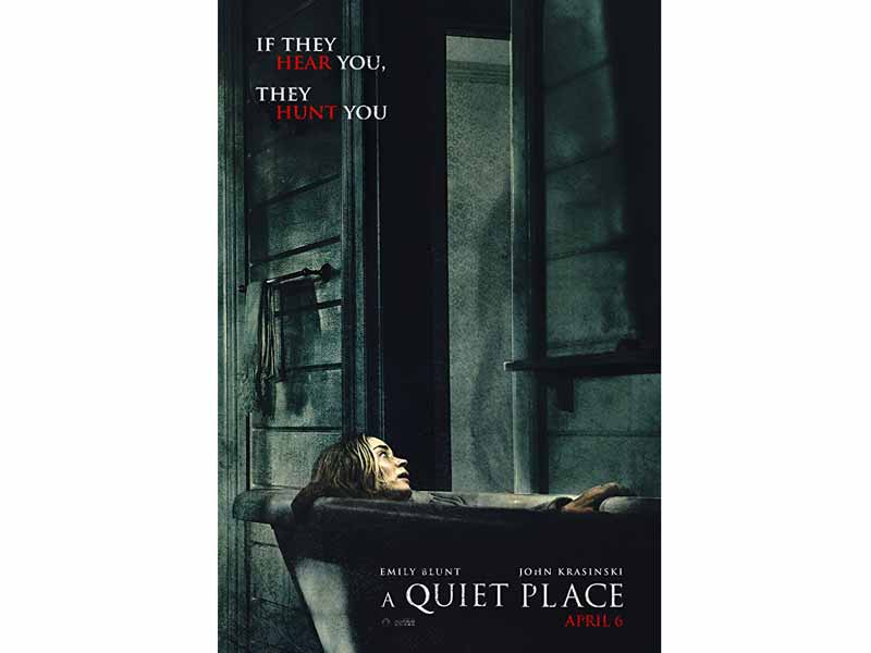 Watch A Quiet Place at VOX Cinemas in Fujairah