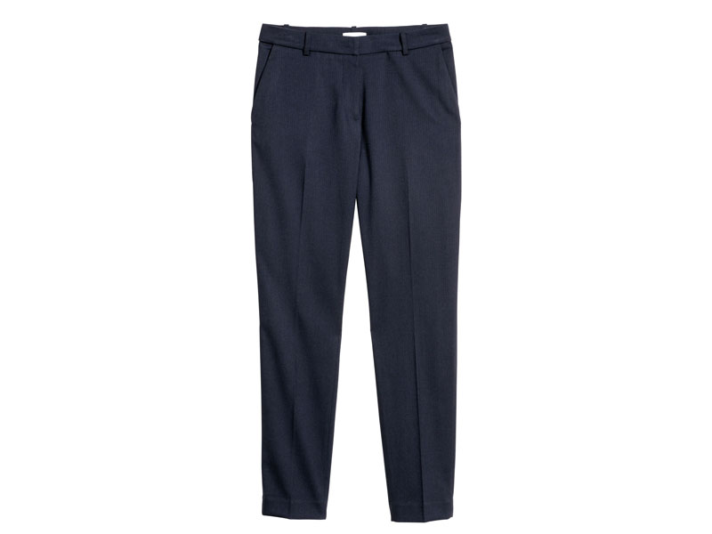 Trousers by H&M, available at Mall of the Emirates and City Centres