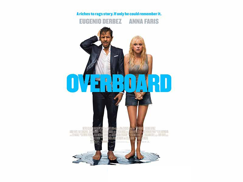 Watch Overboard at VOX Cinemas in Fujairah