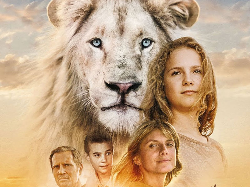 Watch Mia and the White Lion at VOX Cinemas across the Middle East