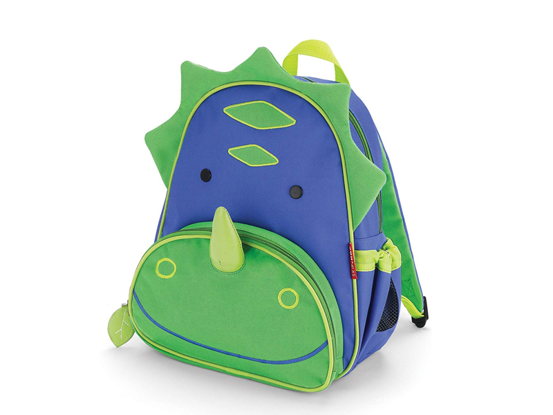 Skip Hop Zoo Dakota Dinosaur little kid backpack, Carter's, visit City Centre Fujairah